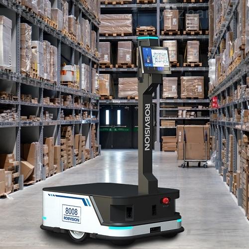 视觉自主导航机器人