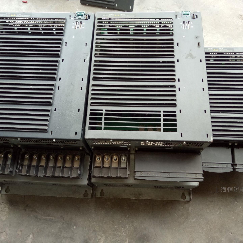 西门子G120变频器欠压故障修复成功