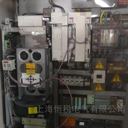 西门子变频器显示F0002故障修疑难故障