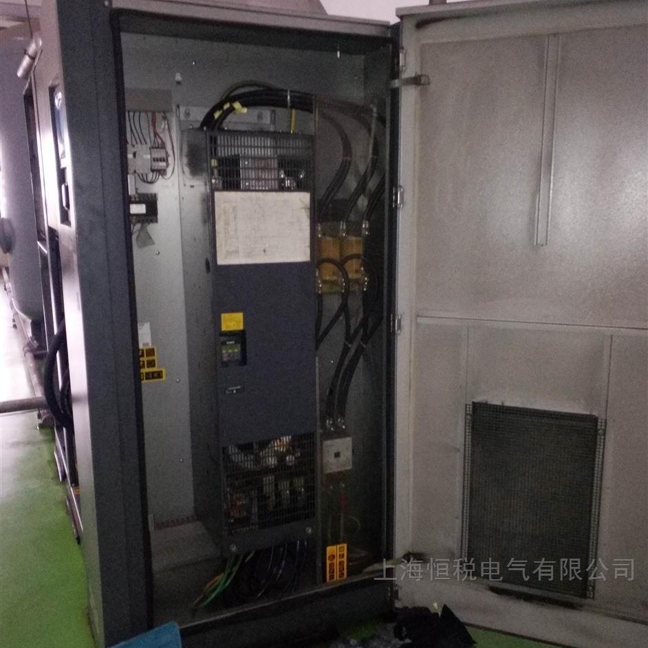 西门子变频器显示F0022九年修复解决