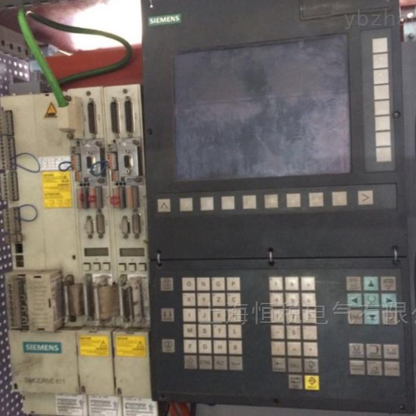 西门子数控系统黑屏无法启动修复成功