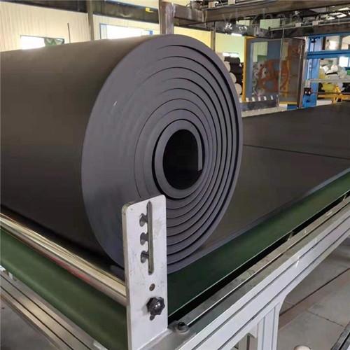 隔音隔热B2级橡塑板密度是多少