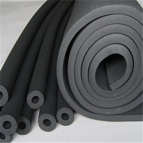 B2级空调橡塑管_绝热橡塑保温管_市场价格