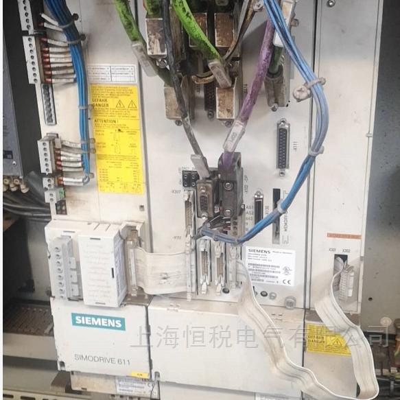 西门子数控系统报故障九年专修复