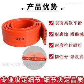 YFGPB控制扁电缆导体耐温90度