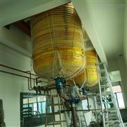 廣西防爆變頻調速分散機膠水生產設備反應釜