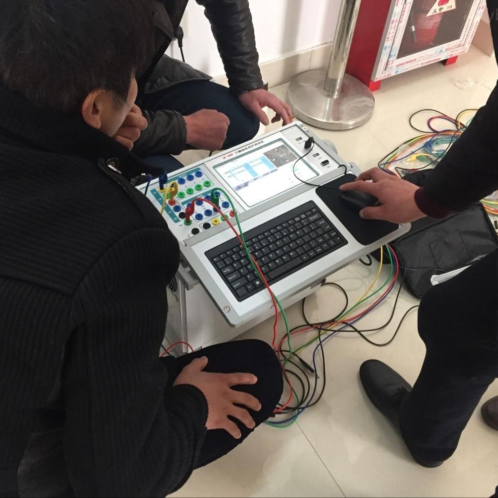 江苏省电力承试五级资质试验设备配置