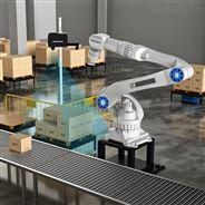 工業機器人視覺拆垛