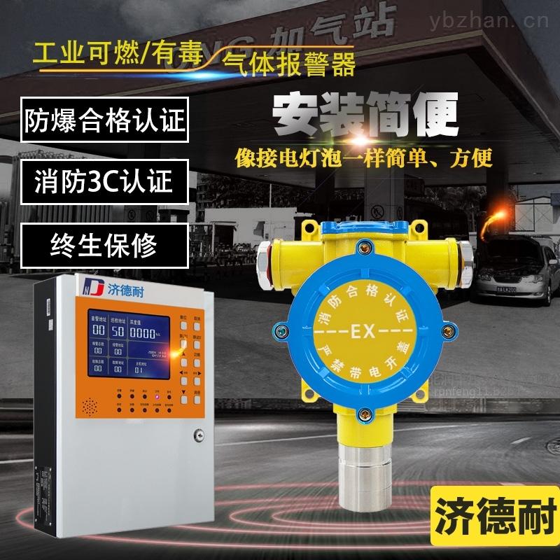 工业用环丙烷气体探测报警器