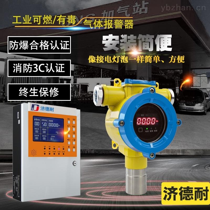 炼铁厂车间硫酸气体检测报警器