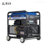 230A柴油发电电焊机带电源