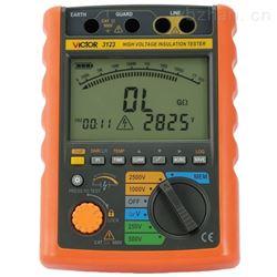 2500V绝缘电阻测试仪型号VICTOR 3123