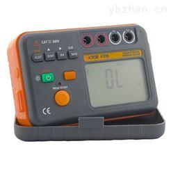 等电位连接电阻测试仪VICTOR 4109