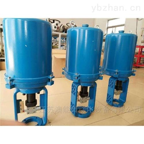 优质381L直行程电子式电动执行器厂家