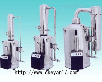 不锈钢电热蒸馏水器20L价格