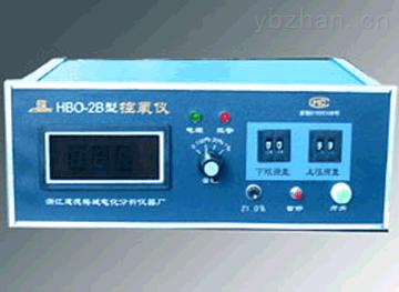 HBO-2B针剂测氧仪价格