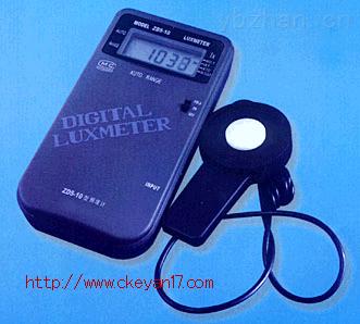 双探头照度计、ZDS-10F-2D型多探头照度计