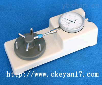 胶囊测厚仪,胶囊厚度测试仪,HD-3厚度测试仪,
