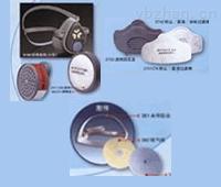 防毒面具(单滤盒),防毒面具厂家,3100型防毒面具