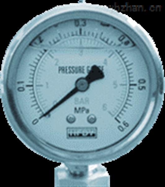 YPF膜片压力表