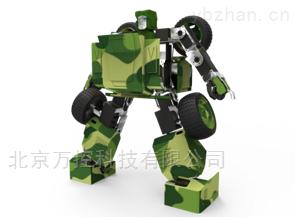遥控变形机器人