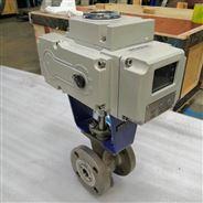 電動V型球閥ZDRV-16C