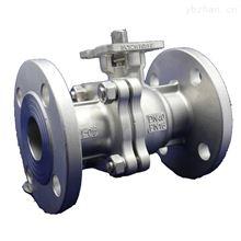 不銹鋼耐酸堿O型球閥