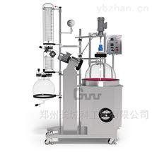 旋转蒸发与搅拌组合装置