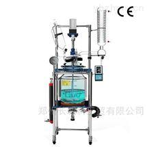 GR-30CE郑州玻璃反应釜