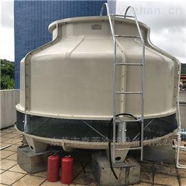 江西赣州150吨圆形玻璃钢冷却塔冷水塔