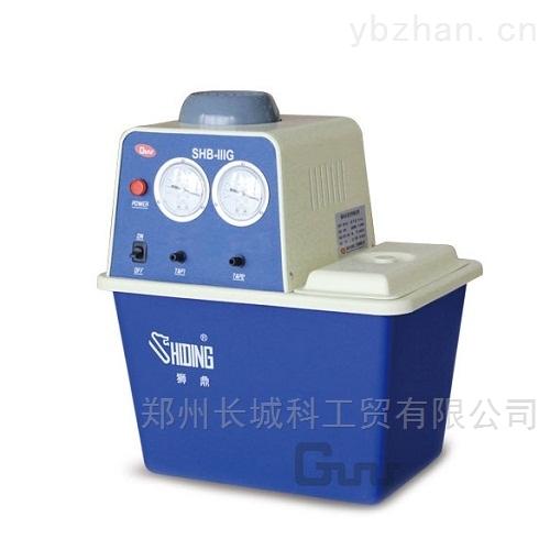 SHB-IIIG型循环水式多用真空泵