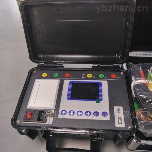 泰宜数字式变压器变比测试仪