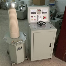 50KV交直流超轻型高压试验变压器