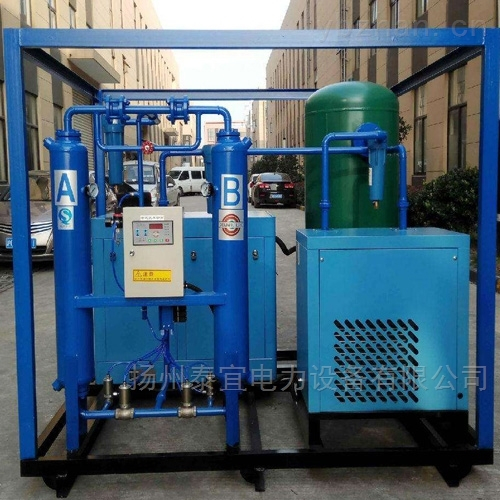智能200m³型空气干燥发生器规格