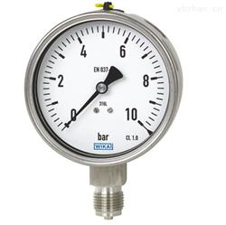 232.30, 233.30WIKA波登管压力表,不锈钢型