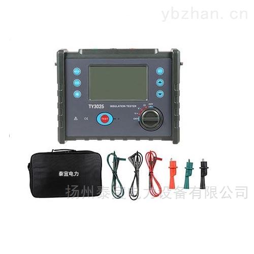 TY线缆外护套绝缘电阻测试仪现货出售