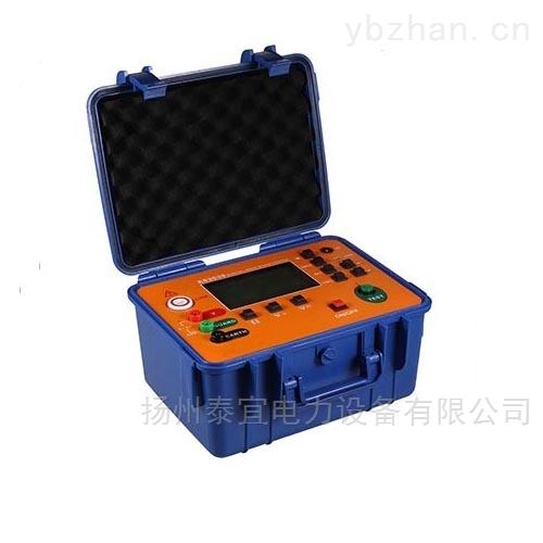 充电式绝缘电阻测试仪价格实惠