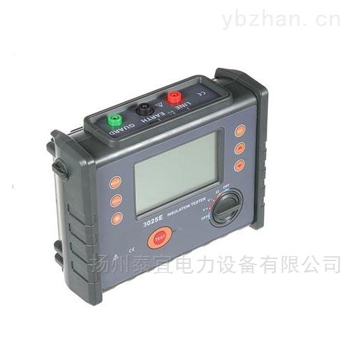 高灵敏绝缘电阻测试仪