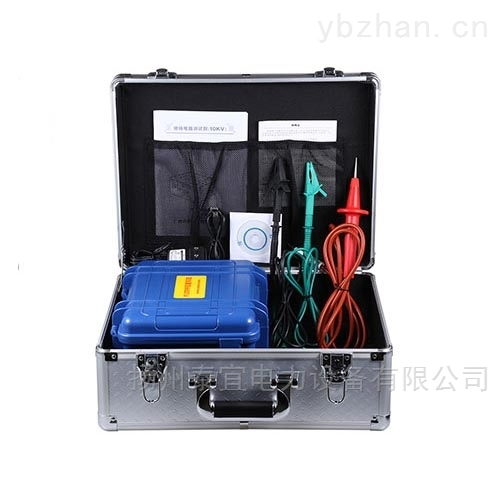 TY10000V绝缘电阻测试仪性能