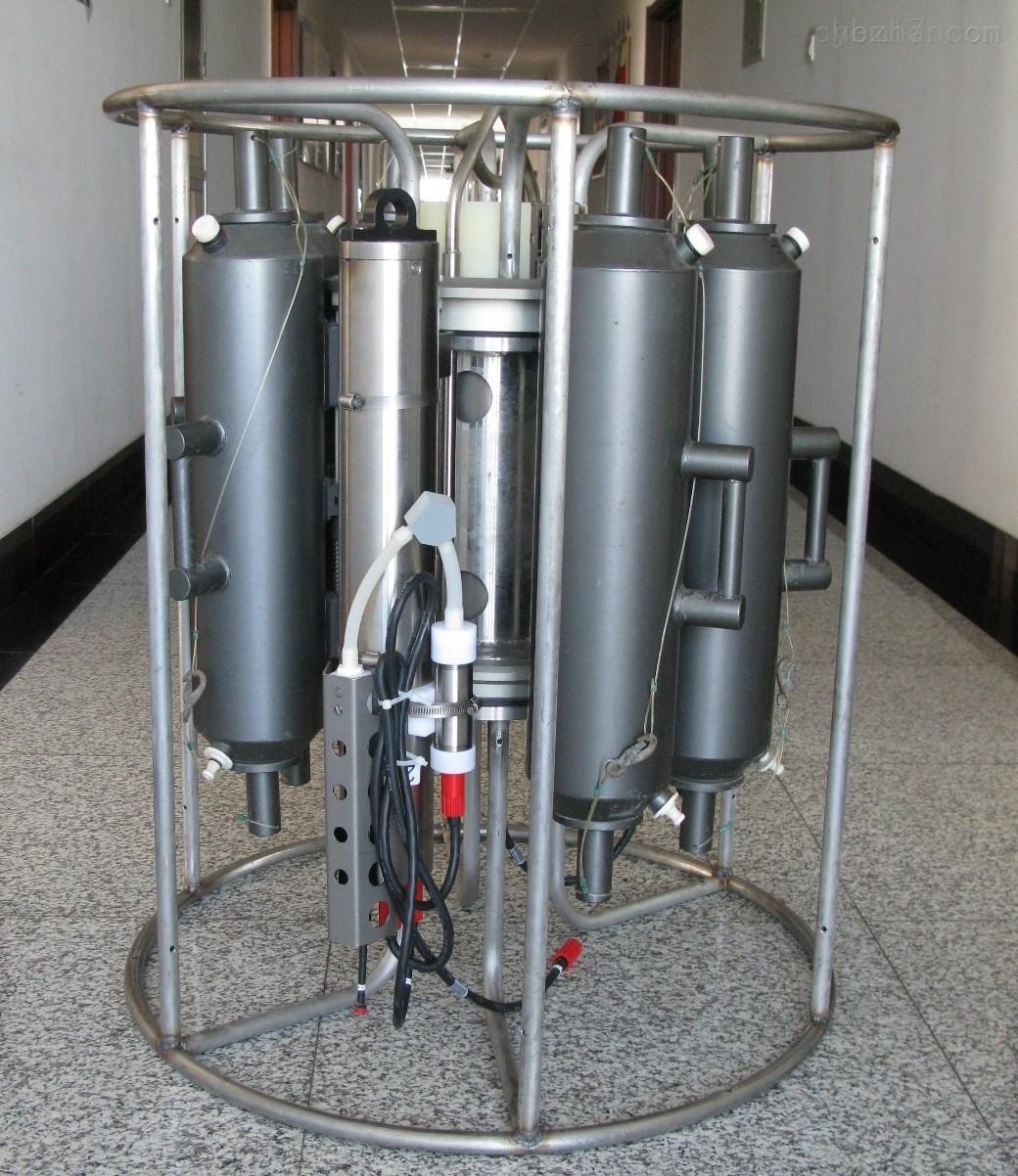 国产多通道采水器 自由定深水质采样器