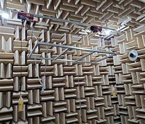 新风消声室 风机盘管半消音室