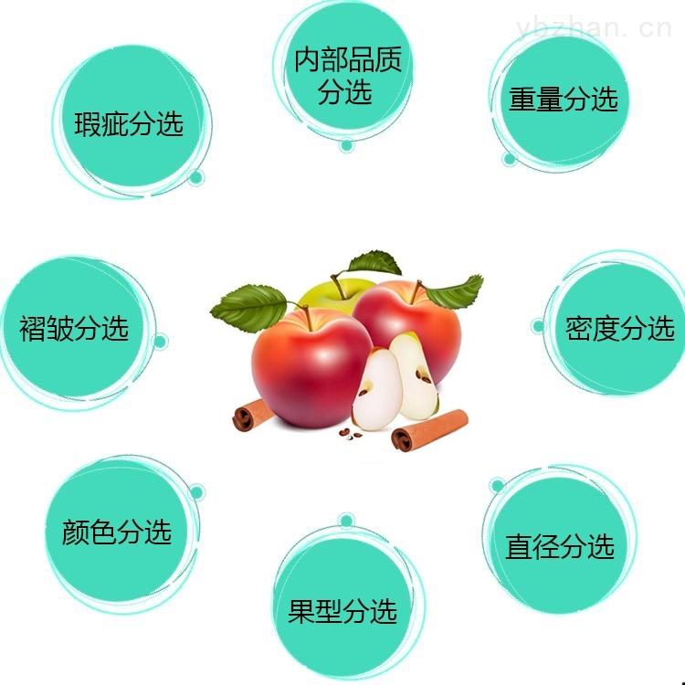苹果自动分级设备