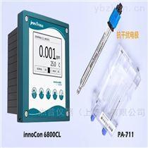英国杰普innoCon 6800CL进口在线余氯分析仪