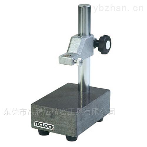 日本TECLCOK得乐大理石夹表座测量底座