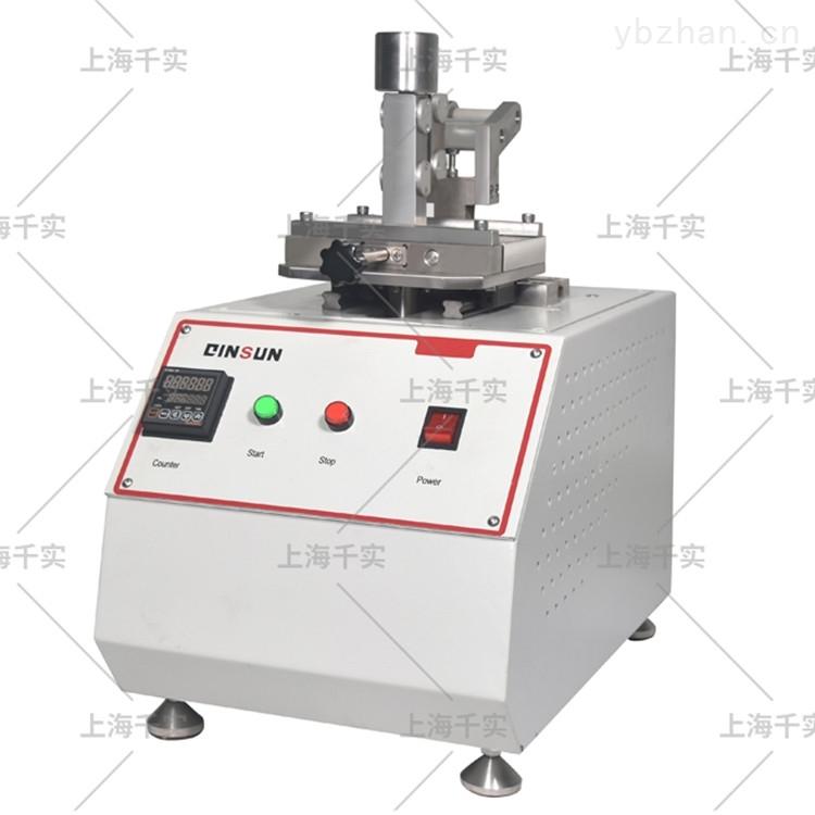 皮革耐摩擦色牢度测试仪/皮革摩擦牢度仪