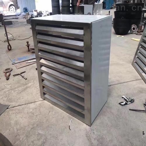 DFBZ-5-0.37KW/DFBZ不鏽鋼方形壁式軸流風機/防逆流雨