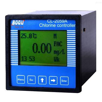 CL-2059A在线余氯仪类型