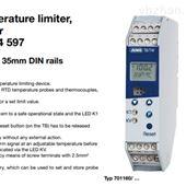 进口品牌JUMO  701160系列安全温度控制器