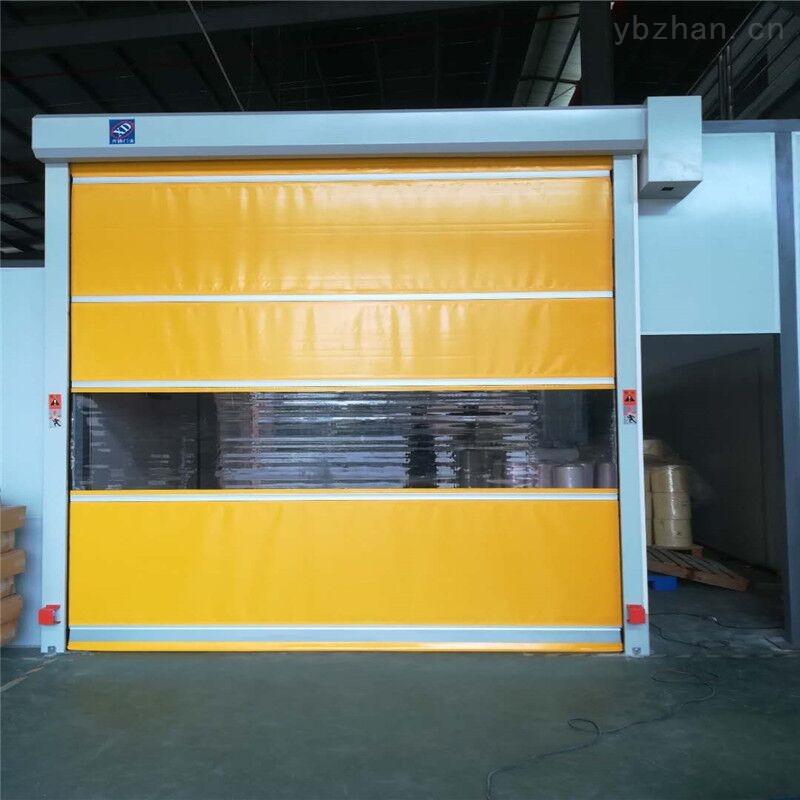 XDM工厂物流工业滑升门图片