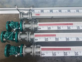 磁耦合液位指示器